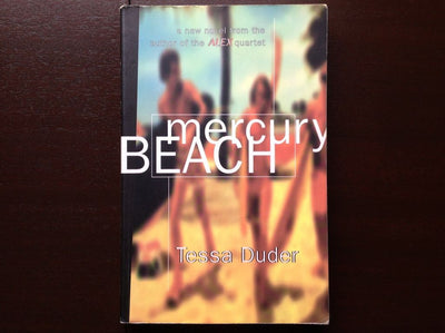 Tessa Duder - Mercury Beach Fiction