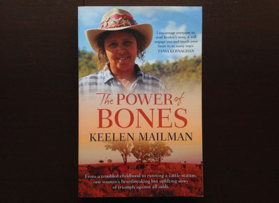 The Power Of Bones - Keelen Mailman Non-Fiction
