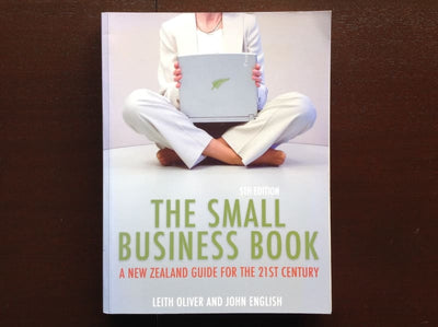 The Small Business Book - Leith Oliver and John English Non-Fiction