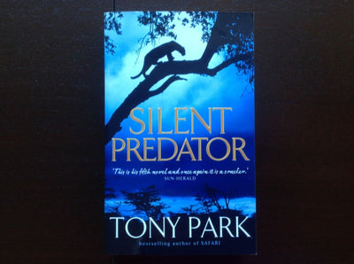 Tony Park - Silent Predator Fiction