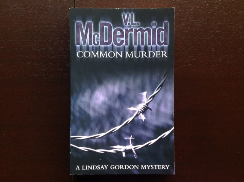 V.L. McDermid - Common Murder Fiction