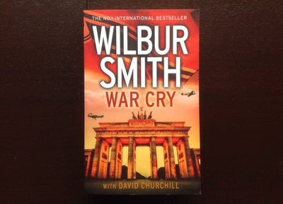 Wilbur Smith - War Cry Fiction