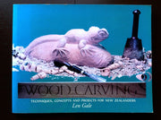 Wood Carving - Len Gale Non-Fiction
