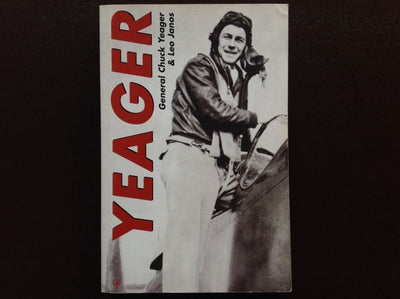 Yeager - Chuck & Leo Janos Non-Fiction
