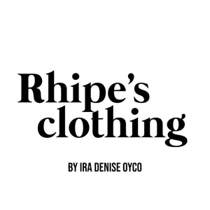 Rhipe's Clothing
