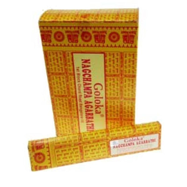 Incense Goloka Nag Champa - By Surya Shop
