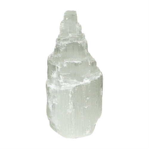 Selenite Iceberg - By Surya Shop