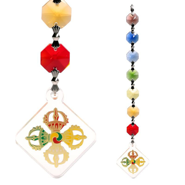 Feng Shui Vajra protection pendant decoration - By Surya Shop