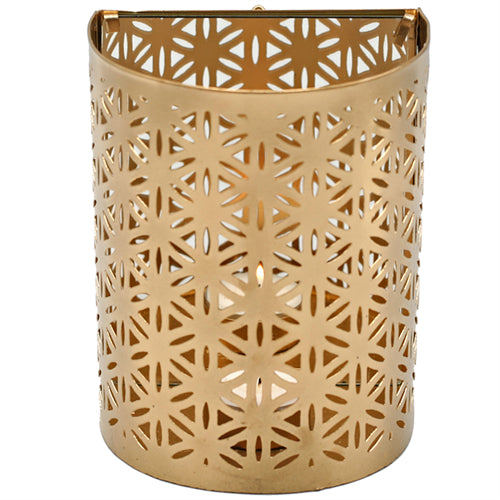 Atmospheric lighting Flower of Life with mirror - By Surya Shop