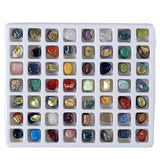 Gift box 56 diverse gemstones - By Surya Shop