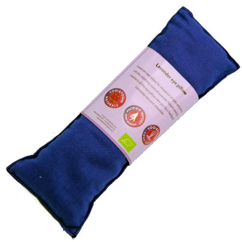 Eye pillow lavender organic blue - By Surya Shop