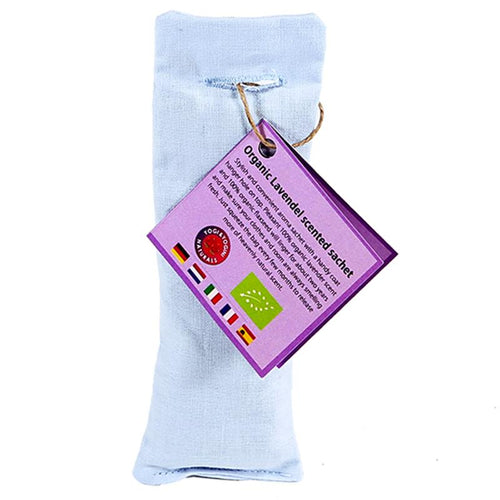 Hang sachet lavender light blue - By Surya Shop
