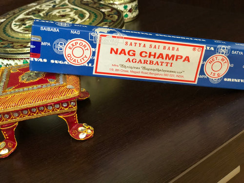 Nag Champa Satya - By Surya Shop