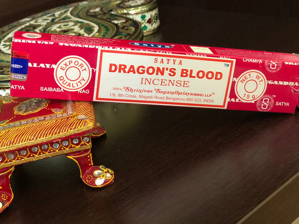 Incense Dragons blood - By Surya Shop