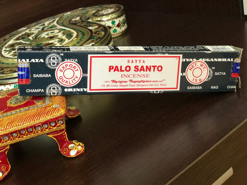 Incense Palo Santo Satya - By Surya Shop