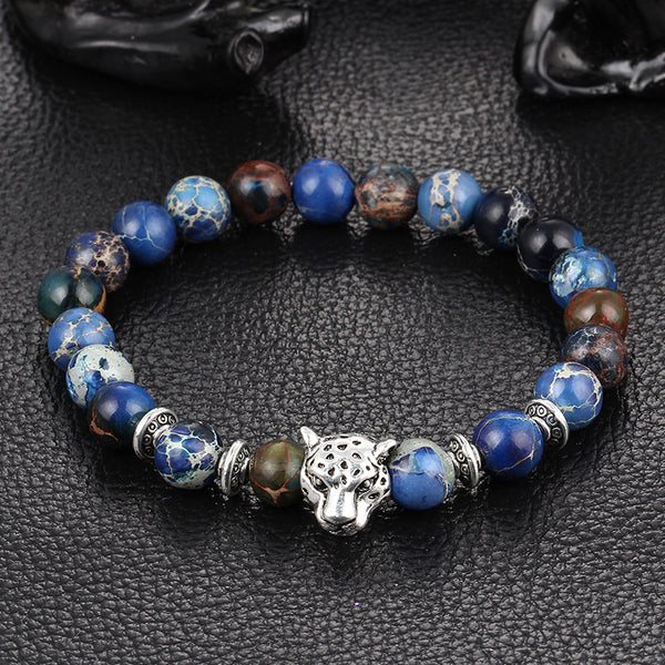 Buddha Leo Lion Head Crystal - By Surya Shop