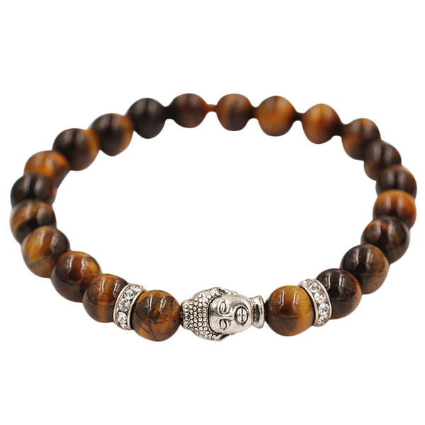 Charm Bracelet from tibet with a Buddha - By Surya Shop