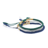 Multi Color Red Rope Bracelet Tibetan - By Surya Shop