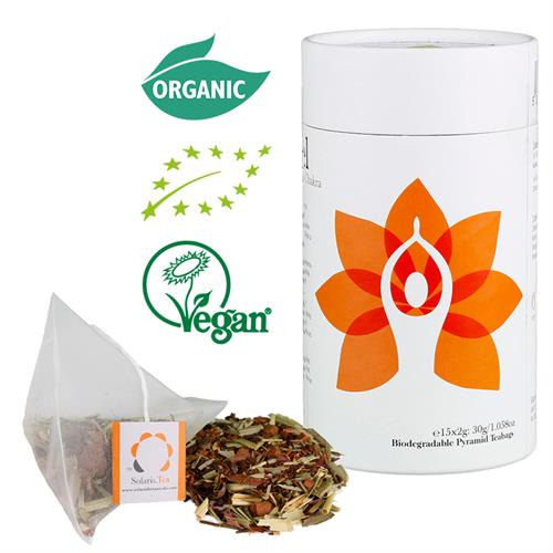 Solaris Organic Tea Sacral Chakra - By Surya Shop