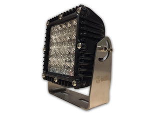Heavy Duty 6.8inch Square Work Light 90w Flood