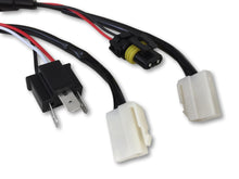 H4 and H3 adapters for plug and play wiring loom