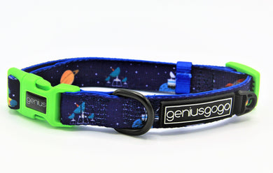 Geniusgogo Padded Collar -  Galaxy