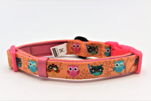 Geniusgogo Padded Collar - Owls