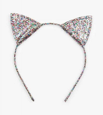 Hatley - Glitter Kitty Ears Headband