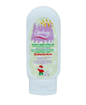 Citrobug - Moisturizing Outdoor Cream for kids