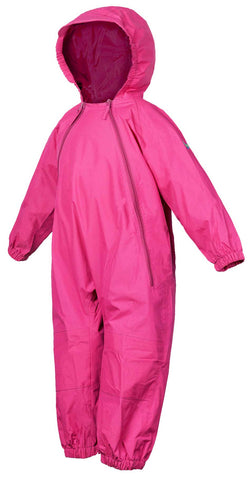 Splashy Rain Suit - HOT PINK