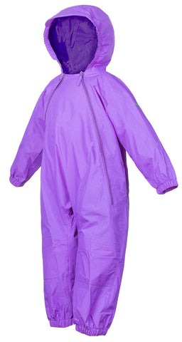 Splashy Rain Suit - PURPLE