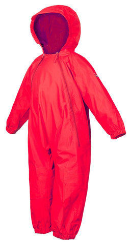 Splashy Rain Suit - RED