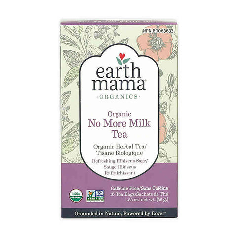 EARTH MAMA ORGANICS - NO MORE MILK TEA