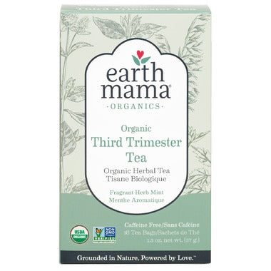 Earth Mama Organics - Third Trimester Tea