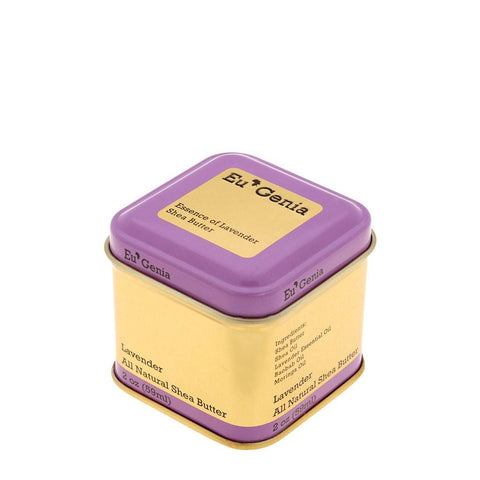 Eu'Genia Pregnancy Strength Shea Butter - LAVENDER