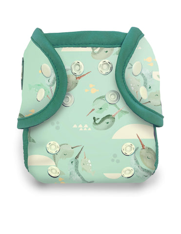 Bummis One Size Swim Diaper - Narwhals