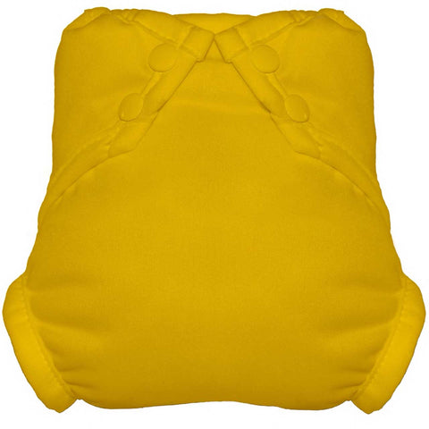 Tidy Tots One Size Diaper Cover - Yellow