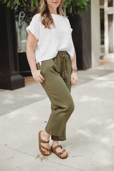 Kamela Pant (Two Colors)