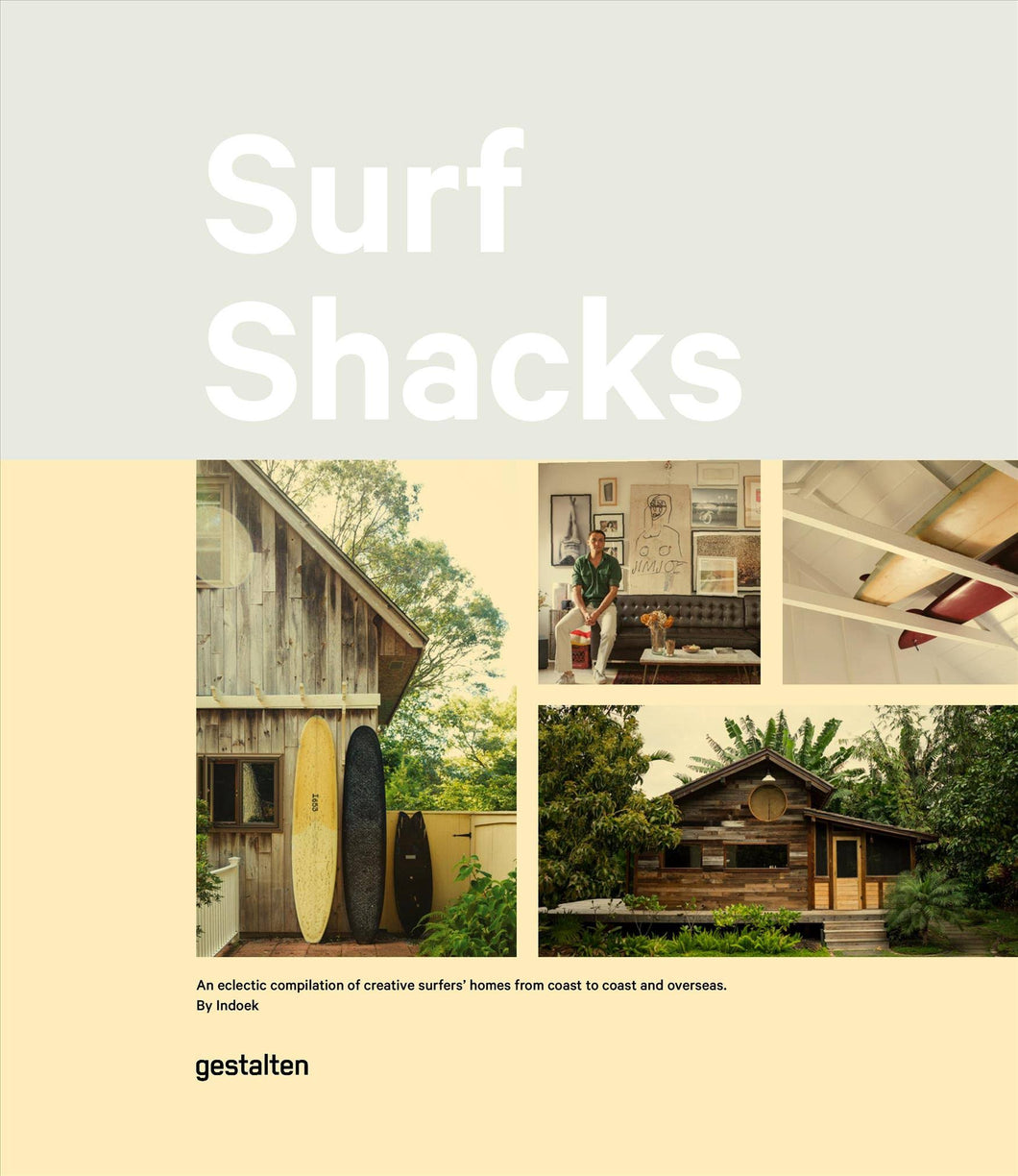 Surf Shacks by Indoek