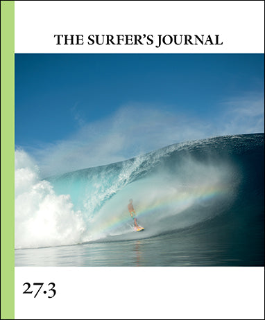 The Surfers Journal Vol 27.3
