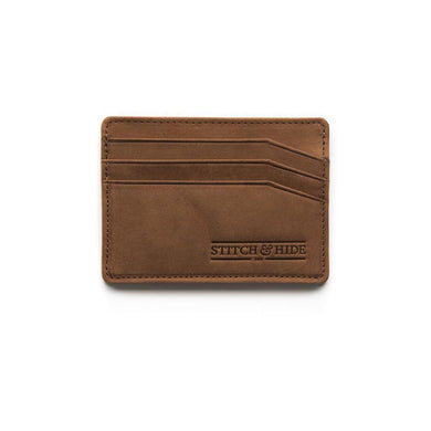 Stitch and Hide Alfred Wallet