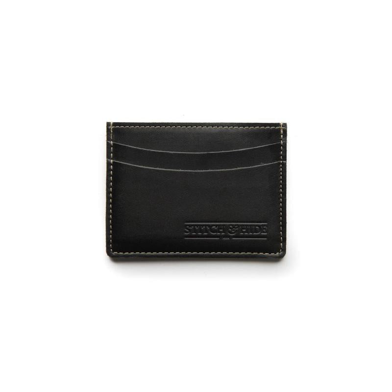Stitch and Hide Herbert Card Holder Wallet