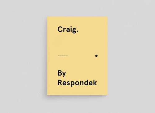 Craig By Respondek Photo Essay Magazine