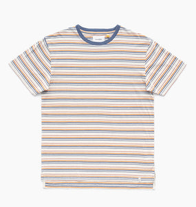 Tcss Quiver Striped Tee Sand