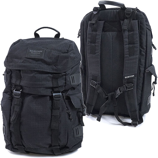 Burton Annex Pack Black Triple Ripstop