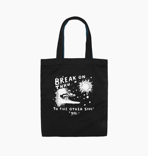 Tcss Break On Through Tote Black