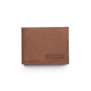 Stitch and Hide Casper Wallet