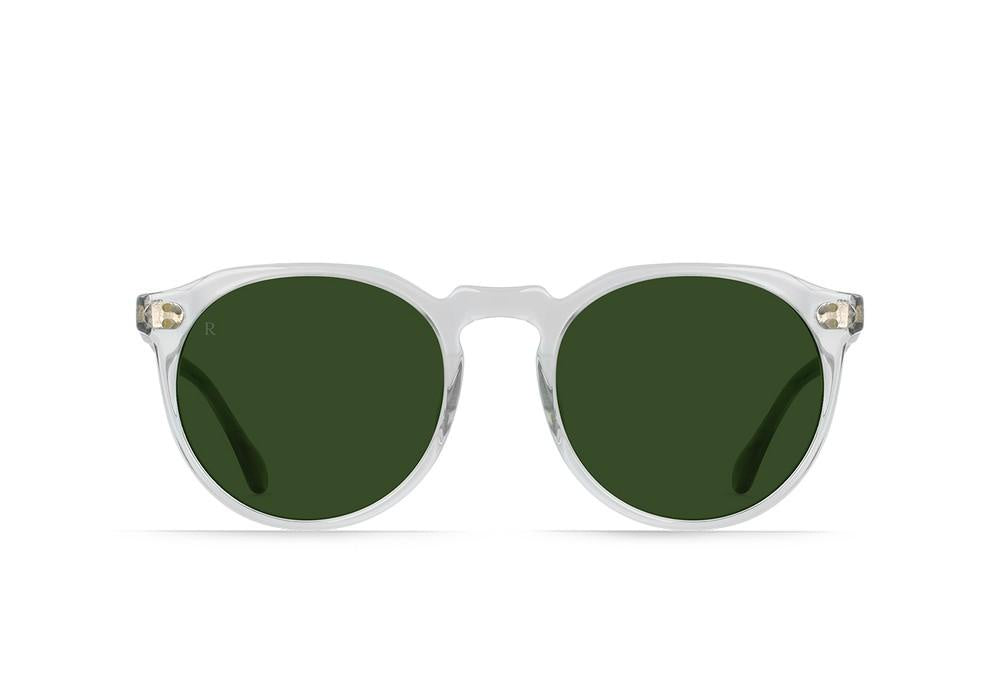 Raen Remmy Sunglasses Fog Crystal (Green)