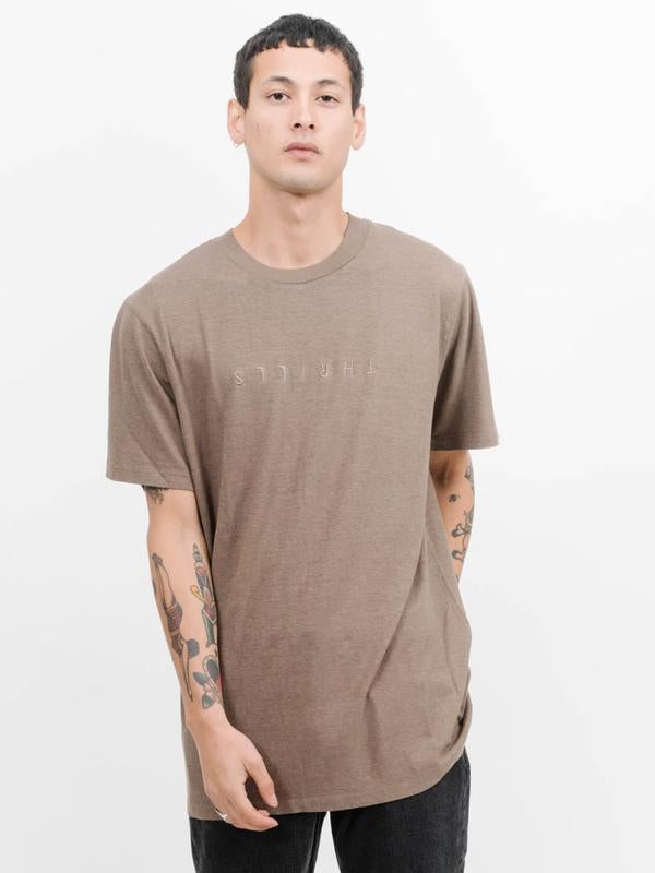 Thrills Form Hemp Tee Desert