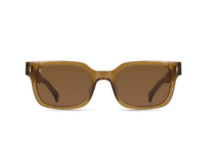 Raen Friar Sunglasses Kelp (Brown)